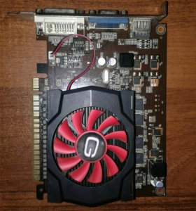 GT 430 2GB 128 bit (Нерабочая)