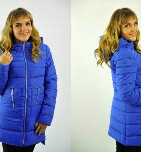 Куртка новая осень-еврозима 46 размер