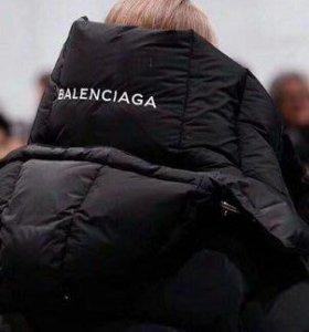 Пуховик BALENCIAGA
