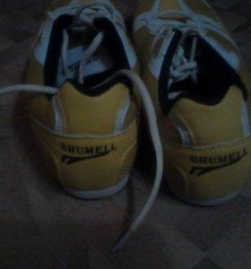 Кроссовки, шиповки, спорт, для бега