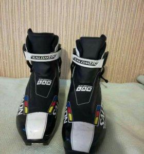 Лыжные ботинки SALOMON (профессииональные)