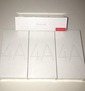 Xiaomi Redmi 4a Global Version 32gb