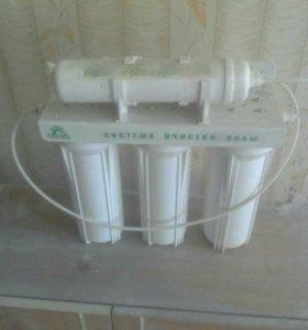 Система очистки воды(фильтр) Nortex