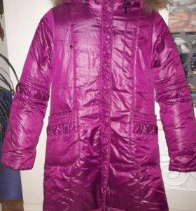 Пальто зимнее р146