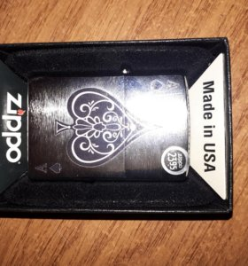 Зажигалка zippo . Новая , купленная в сша .Винтаж