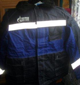 Куртка и штаны-комбинезоны