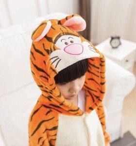 Пижама кигуруми детская (Тигр)
