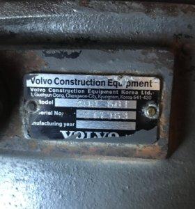 Гидронасос основной на экскаватор volvo-290