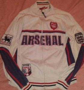 Куртка-олимпийка,клубная, Arsenal Англия,