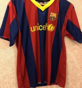 Оригинальная футболка для футбола Barcelona