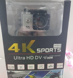Kamera Ultra HD 4K sports