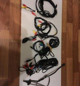 Провода, кабеля, лепестки
