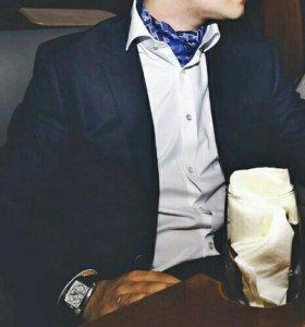 Мужской приталенный костюм Clubber Большевичка.