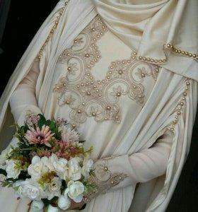 Свадебная абая