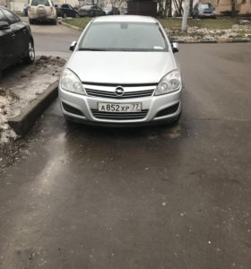 Opel Astra H 2009 1,6