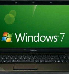 Игровой Ноутбук Asus X52D