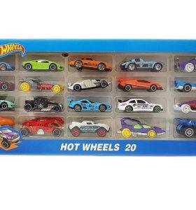 Машинки Hot Wheels 20шт. (Доставка бесплатно)