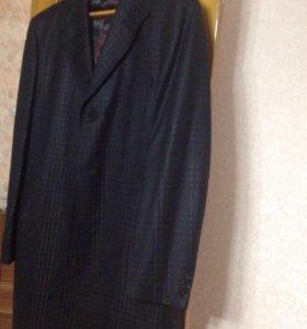 Пальто мужское, осень