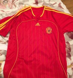 Футбольная форма (футболка) сборная Испании