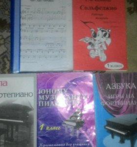 Ноты для игры на фортепиано