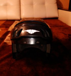 детский хоккейный шлем