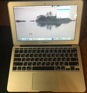 MacBook Air 11, i7/4gb/256 ssd. Идеальное сост.