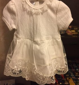 Платье-боди Barkito, 74 размер