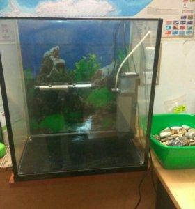 97 литров аквариум