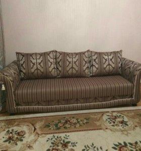 Мягкая мебель (диван + мини диван) Родион