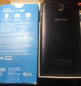 Samsung j7 2017год