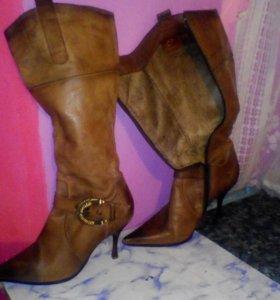 Женская и мужская обувь