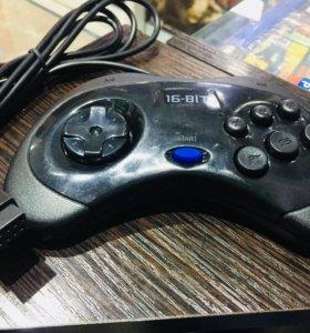Sega Controller (G2) Black