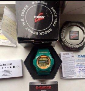 Часы Casio G-shock GLX-150B-3