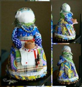 Народная кукла «домашняя Масленица».