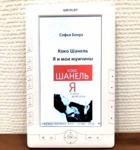 Электронная книга Wexler T7001w