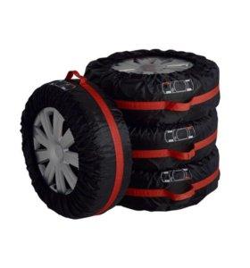 Чехлы для хранения авто-колес