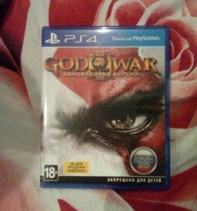 Игра god of war 3