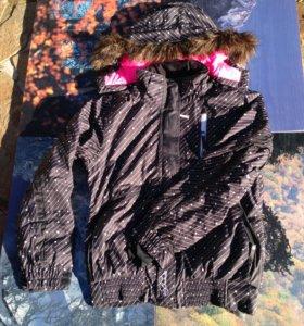 Куртка женская для зимних видов спорта