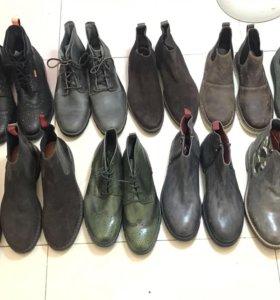 Оригинальные ботинки высокого качества !