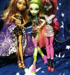 """Куклы """"Monster High"""""""