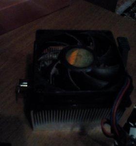 Радиатор с кулером сокет 939