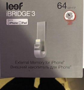 Флешка на айфон 10-X