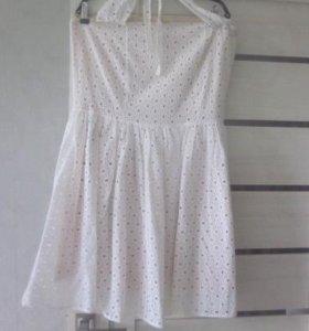 Новое платье из шитья