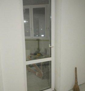 Дверь балконная