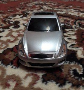 Машина игрушечная без пульта