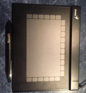 Genius G-pen f350 графический планшет.
