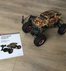 Радиоуправляемая машина Highlander Crawler