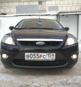 Ford Focus. 2008г. 2хоз