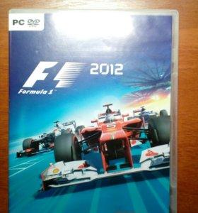 Formula 1 2012 игра для ПК