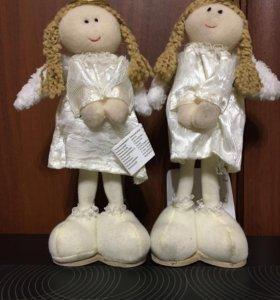 Куклы-ангелочки